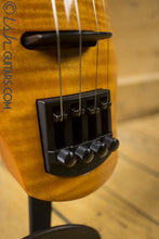 NS Designs WAV 4 Electric Violin Amber Burst