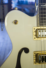 Gretsch G5422TDCG Electromatic Snow Crest White with Bigsby
