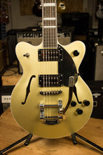 2018 Gretsch Streamliner Center Block Jr. Electric Guitar Golddust