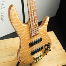 2018 Fodera 4 String Monarch 35th Anniversary MINT