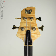 1993 Fodera Monarch 4-String Bass Guitar Haz Bartolini