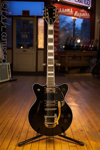 Gretsch G2655T Streamliner Center Block Jr. with Bigsby Black