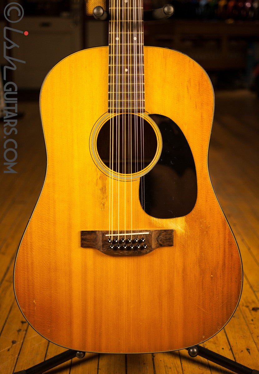 1969 martin d12 20 12 string acoustic ish guitars. Black Bedroom Furniture Sets. Home Design Ideas