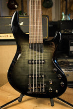 MTD Kingston Saratoga DLX Trans Black Burst 5 String