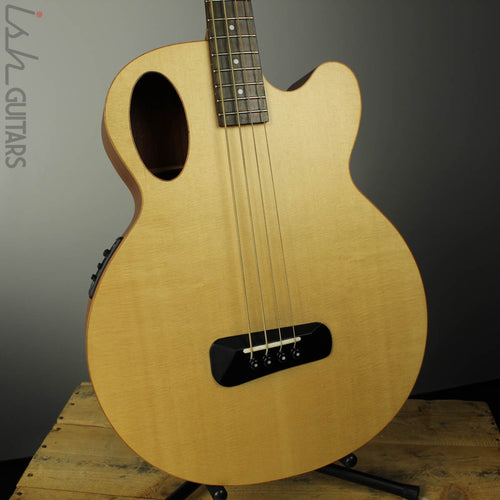 Spector Timbre 4 String Acoustic Bass Natural Finish