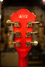 Ibanez Artcore Expressionist Hollow Body Guitar AS93FN Transparent Cherry Red
