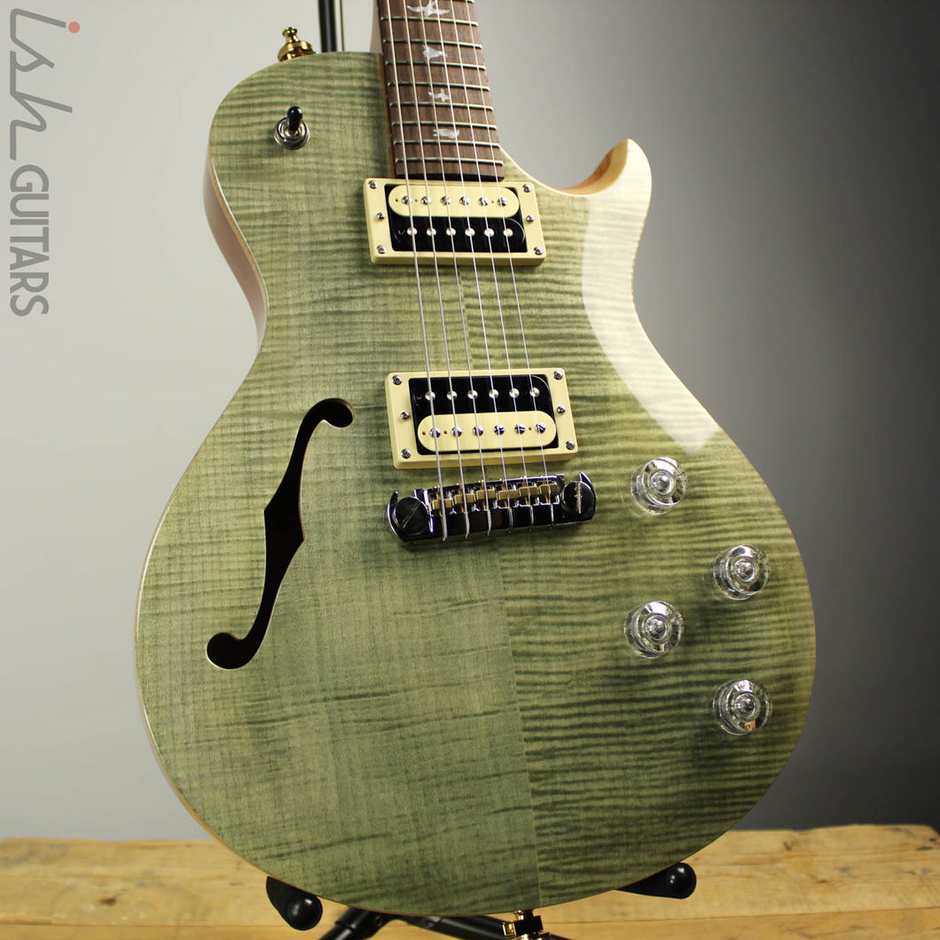 2016 PRS SE Zach Myers Hollowbody Singlecut