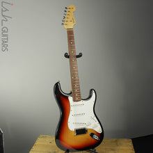 1999 Fender Custom Shop NOS 60's Style Stratocaster Three Tone Sunburst