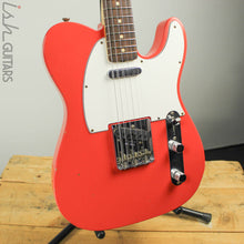 2018 Fender Custom Shop 1963 Telecaster Journeyman Fiesta Red Relic
