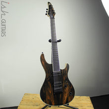 2016 Mayones Regius 7 Custom Macassar Ebony Natural