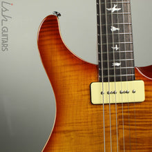 2018 Paul Reed Smith SE 277SH Baritone Semi Hollow Soapbar Vintage Sunburst