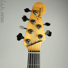 2009 Fender Steve Bailey Jazz Bass 6 String
