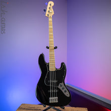 2000's Squier Vintage Modified Jazz Bass '77 Black