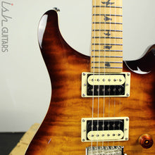 2019 Paul Reed Smith PRS SE Custom 24 Roasted Maple Limited Tobacco Sunburst