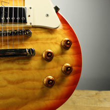Epiphone Les Paul Ultra-II Faded Cherry Burst