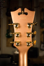 D'Angelico DLX 175 Rose Gold Deluxe