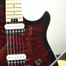 2012 EVH Wolfgang USA Dark Cherry Burst