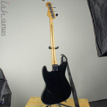 2004 Fender Jazz Bass Standard MIM Black