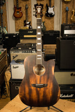 D'Angelico Premier Bowery Acoustic Aged Finish Acoustic