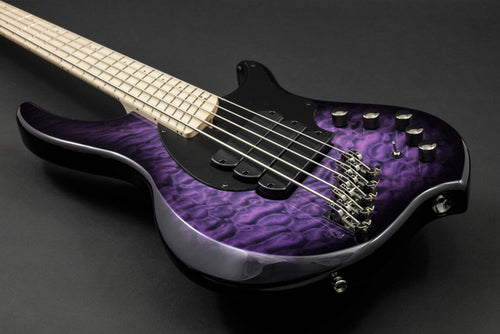 Dingwall NAMM 2019 10th Anniversary Combustion Bass Amethyst Burst PRE-ORDER