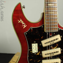 Kent 741 Standard 1966-1967 Japanese Made Cherry Red