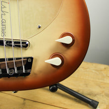 Danelectro '58 Longhorn Bass Guitar Copper Burst