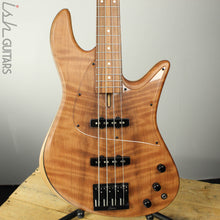 Fodera Emperor J Standard Special Flamed Redwood Limited Edition 1 of 5!