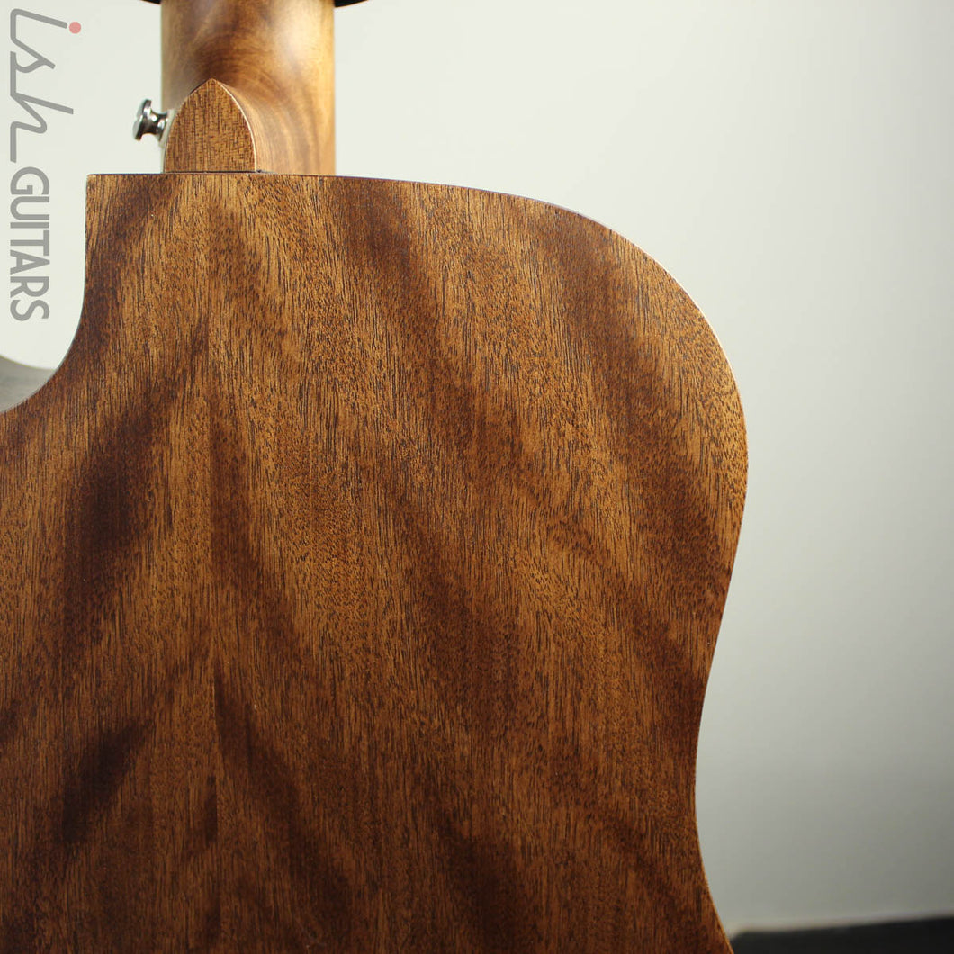 Guitars & Basses Ibanez Artwood Aw152ce Open Pore Natural