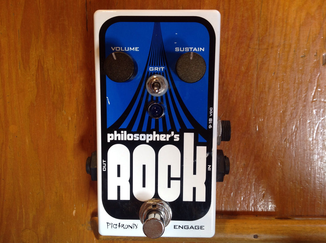 Pigtronix Philosopher's Rock Pedal