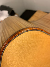 2009 McPherson XP 5.0 Englemann Spruce/Flamed Maple