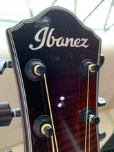 Ibanez AEWC32FM Thinline Amber Sunset Fade B-Stock