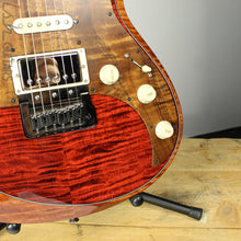 Knaggs Guitars Chesapeake Severn Burgundy/Copper