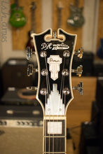 D'Angelico Premier Series Bedford Electric Guitar with Tremolo Tailpiece Black