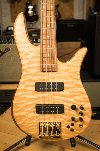 Fodera 4 String Monarch 35th Anniversary Bass