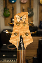 Fodera 4 String Monarch 35th Anniversary