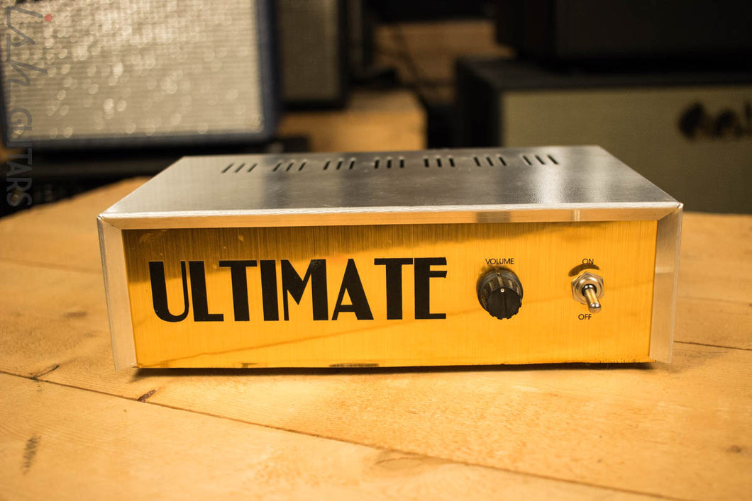 Magus Ultimate Attenuator