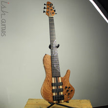 "Mattisson Series IV ""Space Tents"" 6-String Bass"