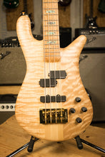 USA Spector NS-2 Solid Quilted Maple Body Maple Fretboard Matte