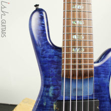 2004 Spector NS-JH6 Blue Flame Maple