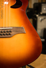 Veillette Avante Griffin 12 string Tobacco Burst