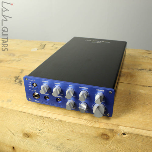 Phil Jones 800W Digital Bass Amp Head BP-800