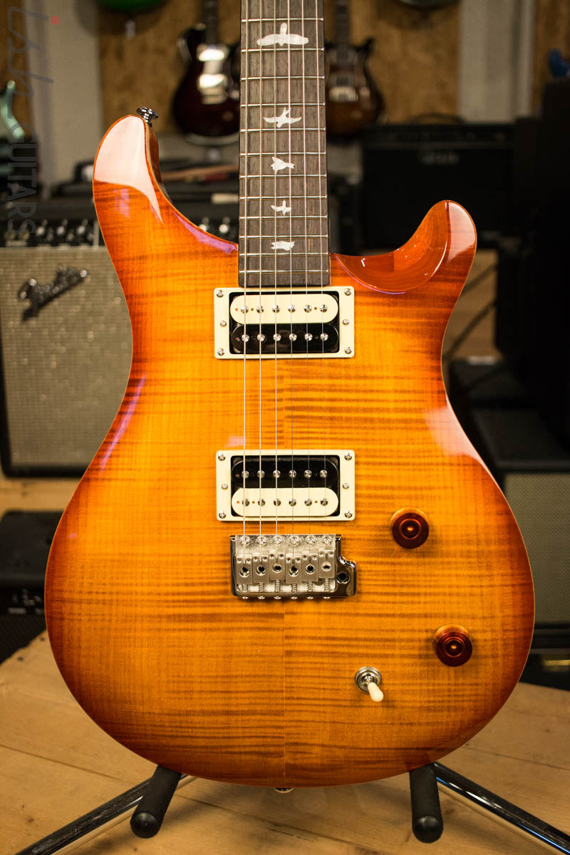 2018 Paul Reed Smith SE Custom 22 Vintage Sunburst