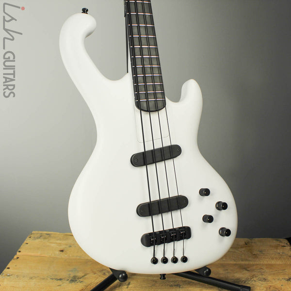 Ritter Cora 4 Bass Guitar Frosted Carrara 33.3