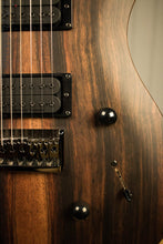 Paul Reed Smith PRS Mark Holcomb SE Macassar Ebony Natural Satin Ish Guitars Exclusive #4