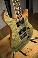 Paul Reed Smith PRS Mark Holcomb SE Quilted Maple Trampas Green Ish Guitars Exclusive #1