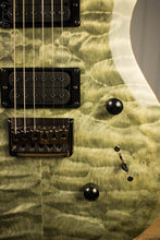Paul Reed Smith PRS Mark Holcomb SE Quilted Maple Trampas Green Ish Guitars Exclusive #20 (DEMO)