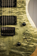 Paul Reed Smith PRS Mark Holcomb SE Quilted Maple Trampas Green Ish Guitars Exclusive #10 (DEMO VIDEO)