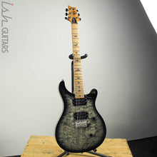2019 Paul Reed Smith PRS SE Custom 24 Roasted Maple Limited Charcoal Burst