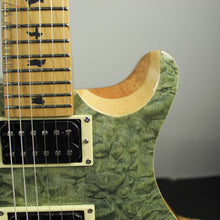 2019 Paul Reed Smith PRS SE Custom 24 Roasted Maple Limited Trampas Green
