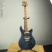 2019 Paul Reed Smith PRS SE Custom 24 Roasted Maple Limited Whale Blue